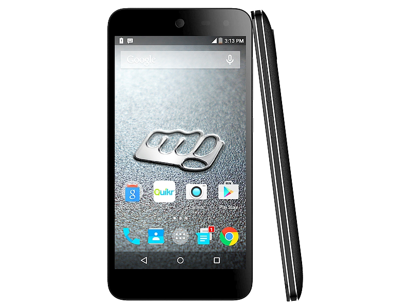 Micromax Canvas Nitro 4G With 5-Inch Display Launched at Rs. 10,999