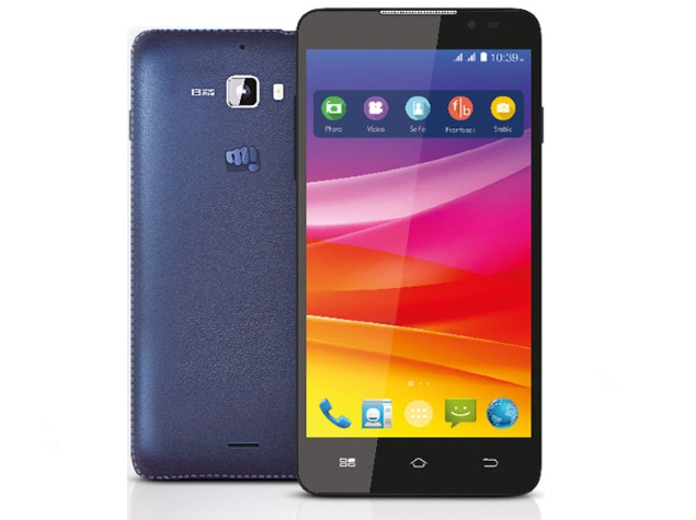 Micromax Canvas Nitro A311 With 5-Inch Display Available Online at Rs. 13,574