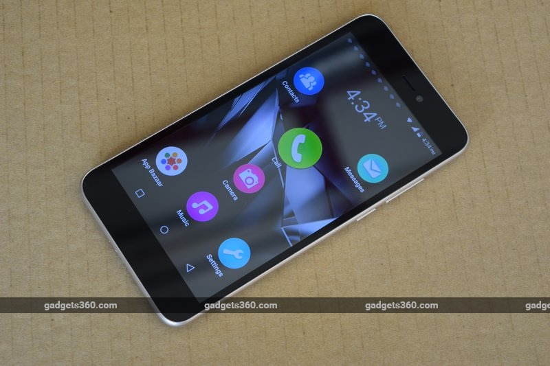 Micromax Canvas Spark 3 Review