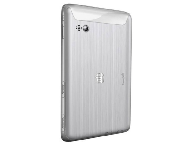 Micromax Canvas Tab P650E CDMA tablet with Android 4.0 listed on company's site