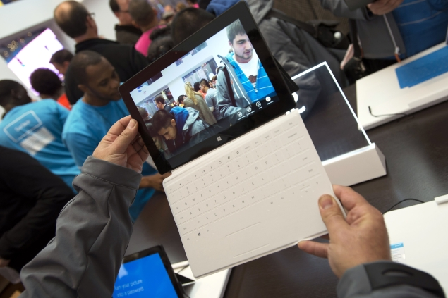 Microsoft's next-generation Surface Pro tablet to be powered by Intel Haswell processors: Report