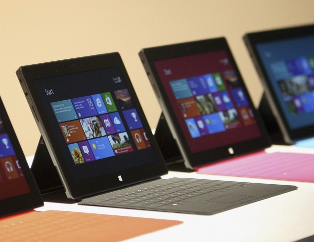 Windows hybrid, tablet global sales to hit 39.3 million units by 2017: IDC