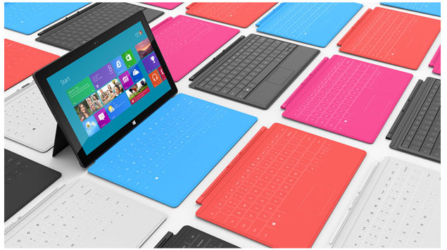 Microsoft Surface 2 already in the works?