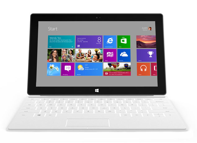 Microsoft unveils 'Surface' tablet with Windows RT, Windows 8 Pro
