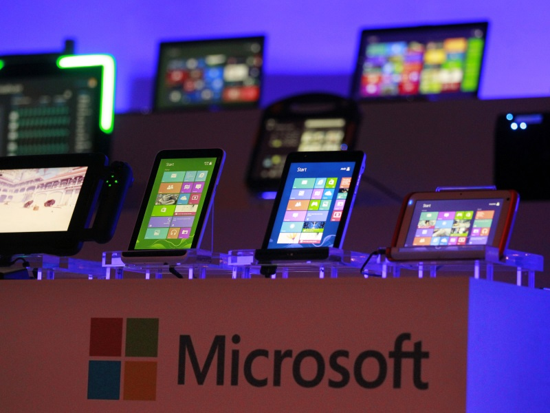 Microsoft Says Sharp Growth in Cloud Business Helps Lift Revenue