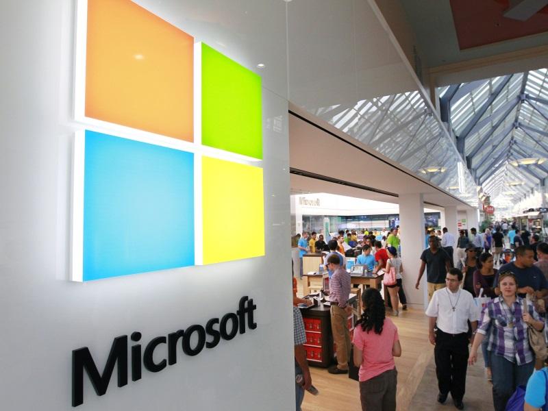 Microsoft Apologies for Hiring Dancers Dressed as Skimpily-Clad Schoolgirls