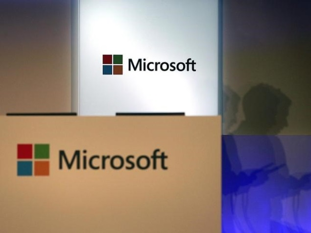 Microsoft Says Government Officials Make Sudden Visit to China Offices