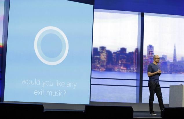 Microsoft's Cortana vs. Apple's Siri vs. Google Now