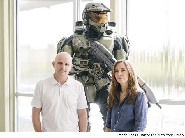 With Halo 5, Microsoft Seeks to Lure E-Sports Players Back