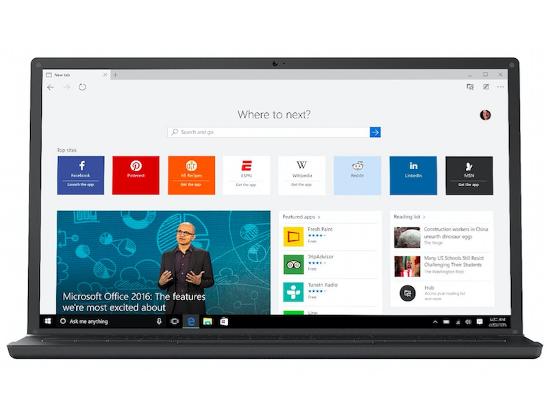 Microsoft Edge Gets New Extensions Ahead of Official Launch