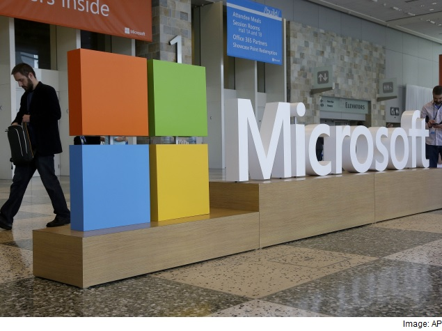 Microsoft Working With Washington State On Suit Against Trump's Travel Ban
