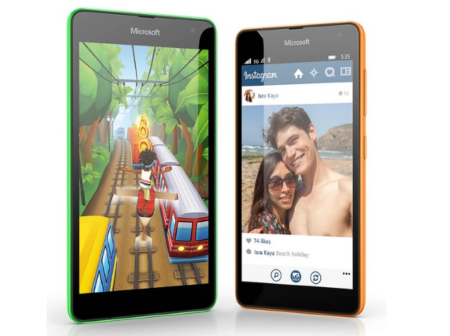 Lumia 535 Launched; Microsoft's First Windows Phone Sans Nokia