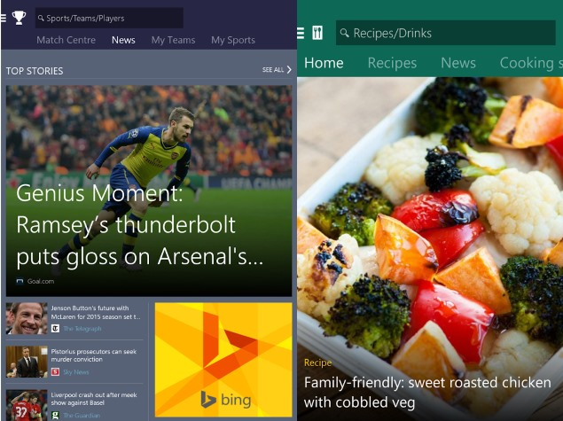 microsoft releases its msn branded apps for android and ios users
