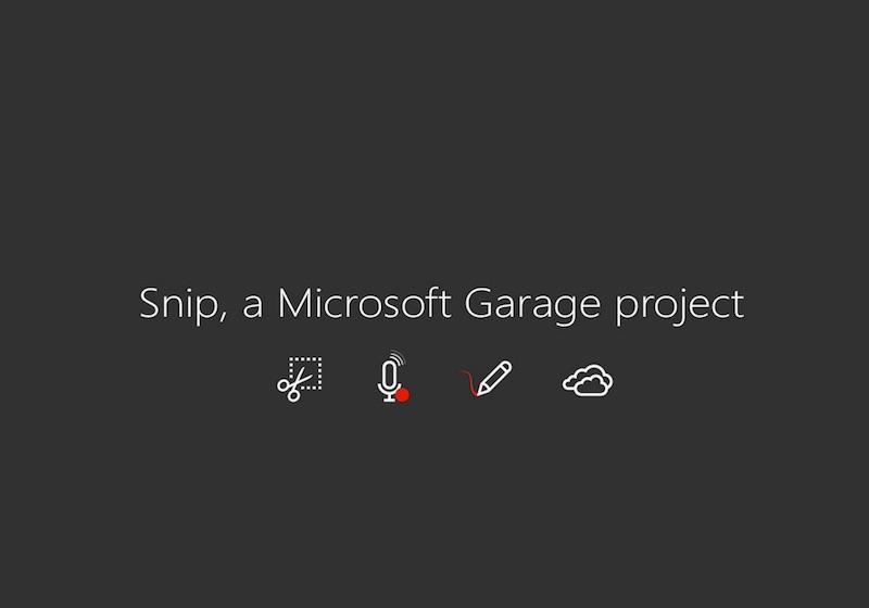microsoft snip capture tool