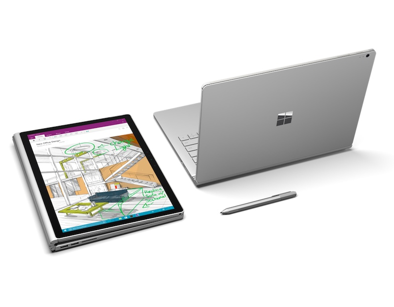 Microsoft Surface Book to Be Launched in 10 New Markets