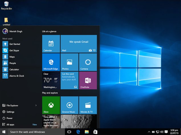 Windows 10 Home vs. Windows 10 Pro: What's the Difference, and Which One