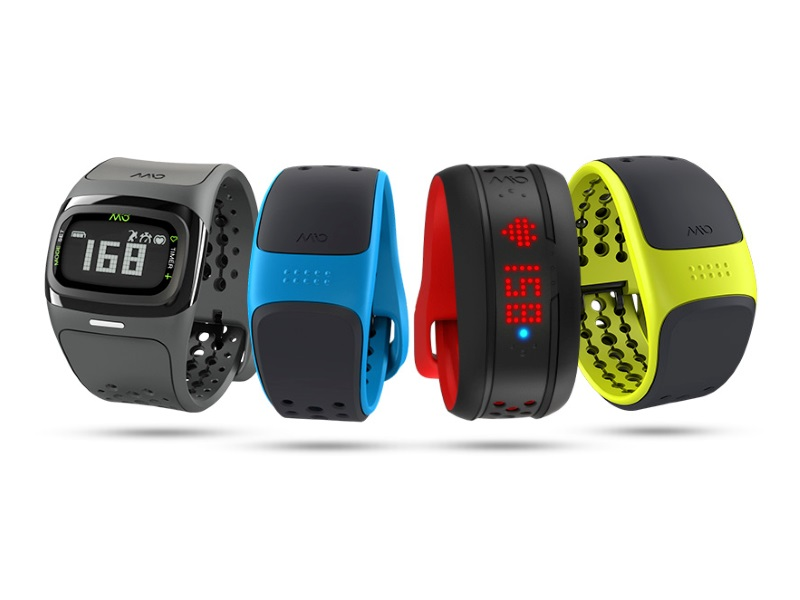 Fitness Wearable Maker Mio Global Partners Amazon to Launch in India