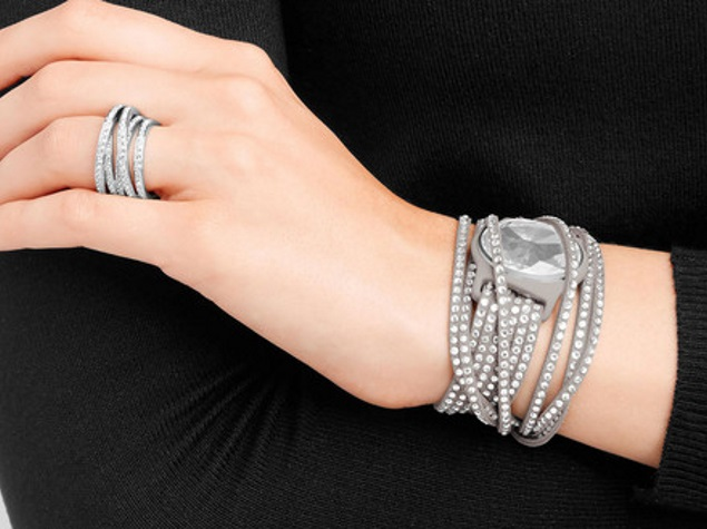 CES 2015: Misfit, Swarovski Launch Crystal-Studded Activity Trackers