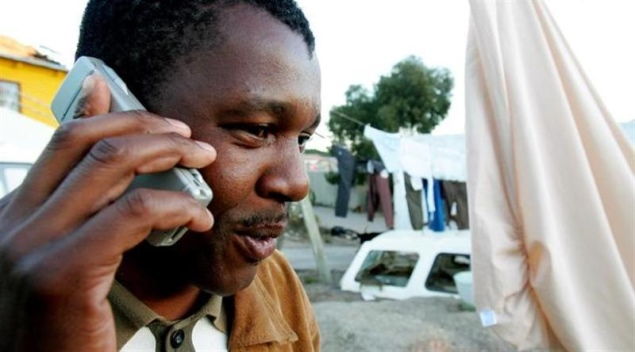 Hydrogen phone chargers to keep Africans connected when power runs short