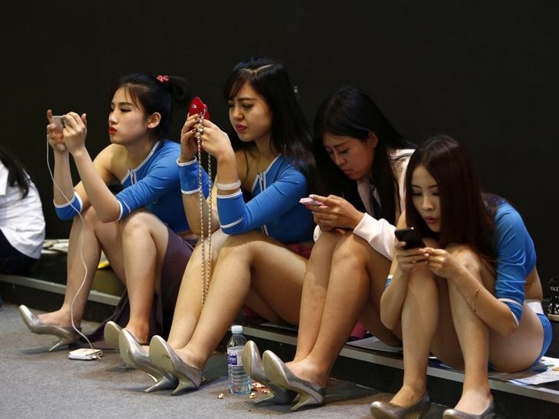 China Has 620 Million Mobile Internet Users: Report