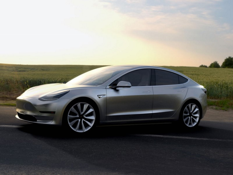 Tesla Model 3 Pre-Orders Are Through the Roof. Here's What That Means for the Planet