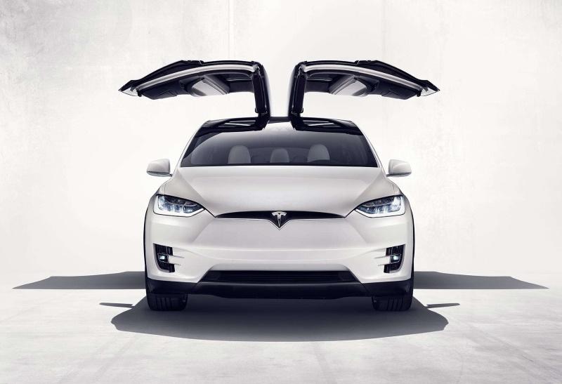 Tesla Begins Taking Orders for Model X Electric SUV