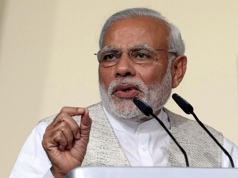 Prime Minister Modi Says Smart Cities Will Tackle Rapid Urbanisation