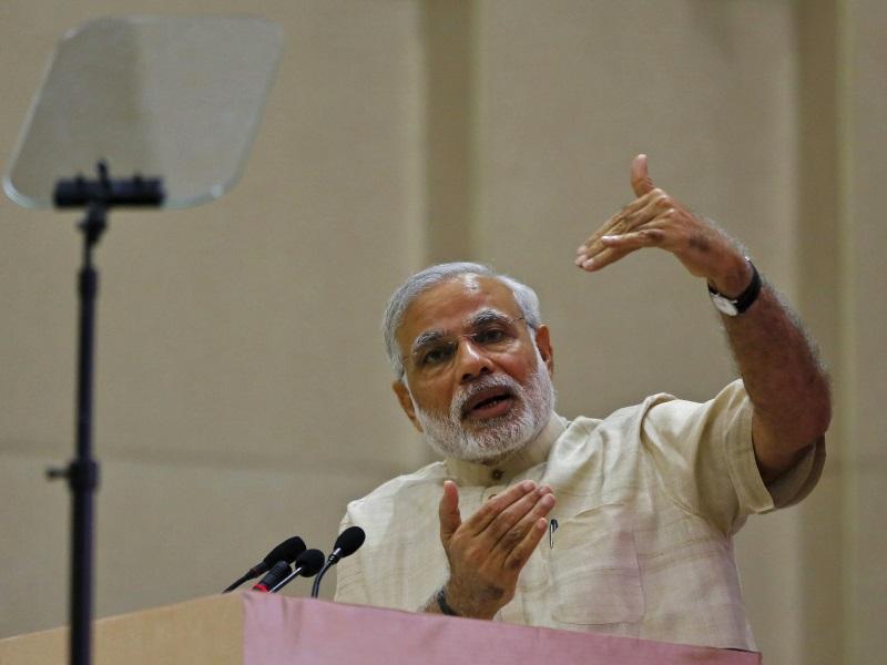 Prime Minister Modi Congratulates Isro on Successful Launch of GSAT-6