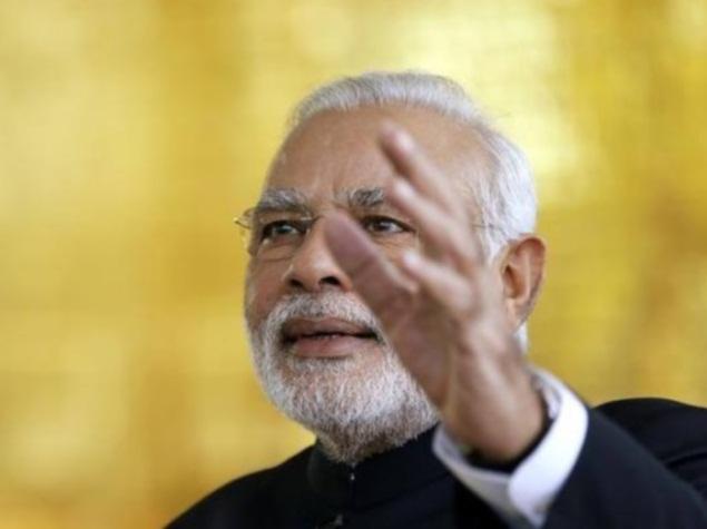 Narendra Modi Congratulates Nasa on Pluto Mission