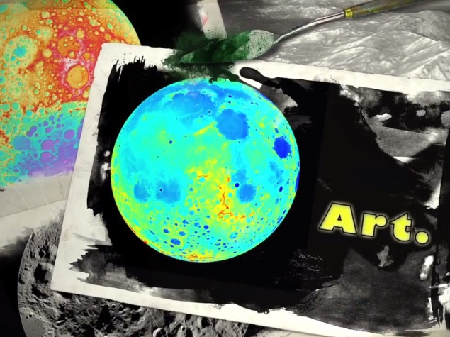Nasa Lets You Vote for Your Favourite Picture of the Moon