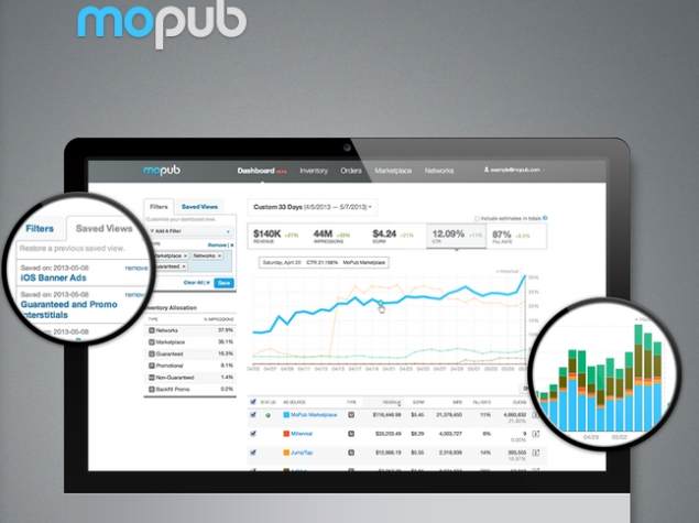 Twitter buys mobile advertising startup MoPub