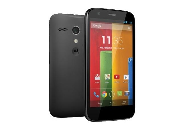 Moto G smartphone now available unlocked in the US, starting from $179
