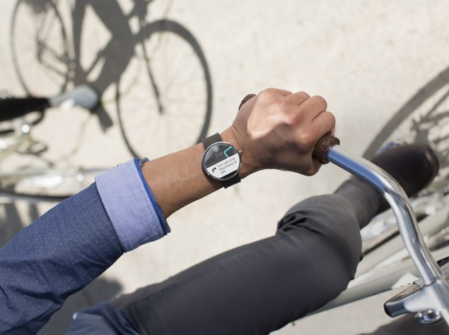 Motorola unveils Moto 360 smartwatch with Android Wear for summer 2014