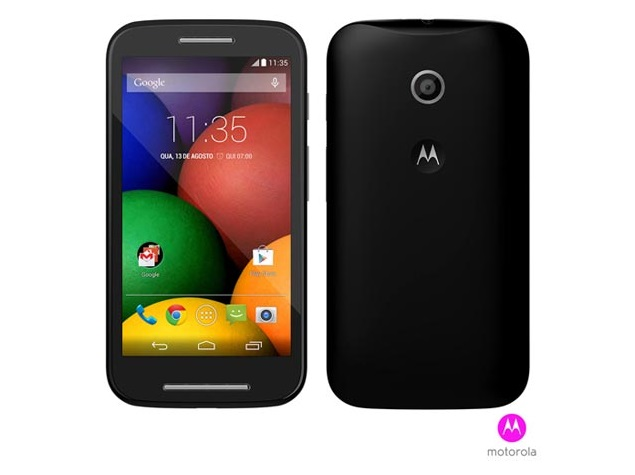 Moto E Specifications Allegedly Revealed Ahead of Tuesday's Launch