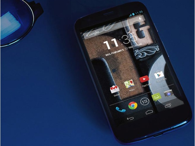 Flipkart Touts 'Last Stock of Moto G' Ahead of Expected Moto G2 Launch
