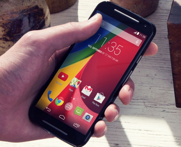 Android 5.0 Lollipop OTA Update Starts Rolling Out to Moto G (Gen 2): Report