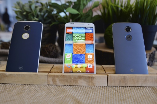 Motorola Moto X (Gen 2) 32GB Launched at Rs. 32,999; 16GB Gets Price Cut