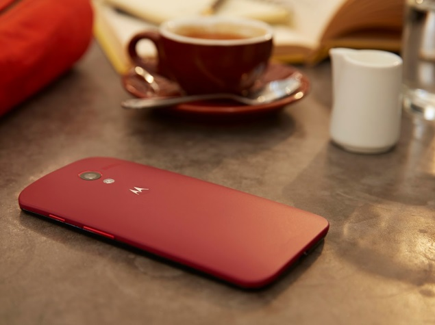 Moto X now officially available in India starting Rs. 23,999