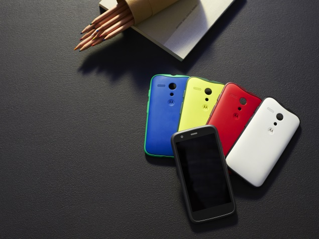 Android 5.0 Lollipop Update for Moto G (Gen 1) Due Soon in India: Report