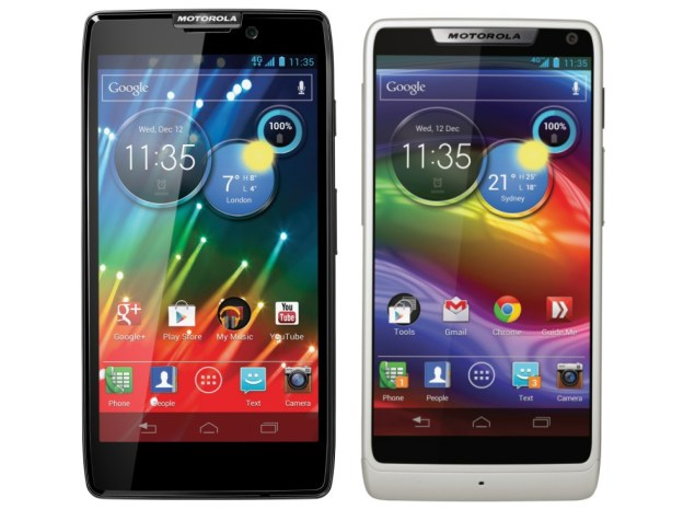 motorola new phone. motorola unveils three new android phones in razr line-up | technology news phone u