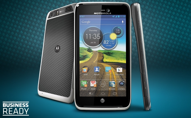 Unannounced Motorola Atrix HD appears online