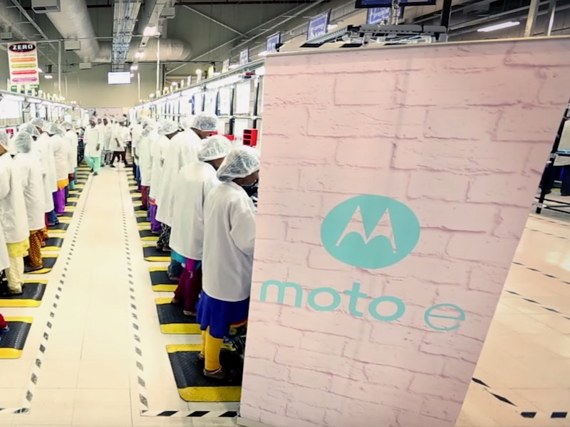 Lenovo Begins Merging Mobile Business Group Into Motorola Mobility