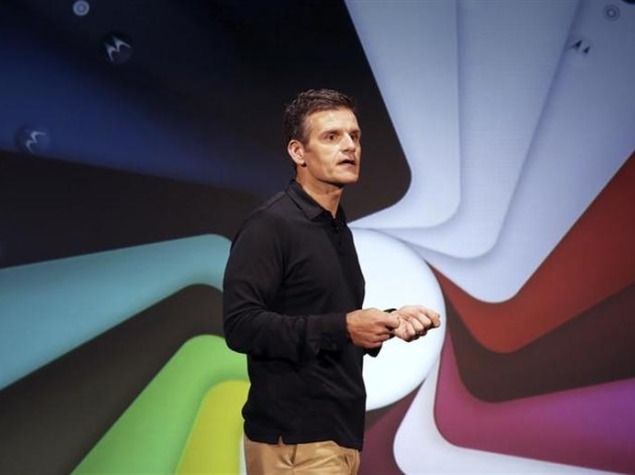 Motorola Mobility CEO to join Dropbox as COO ahead of Lenovo deal: Report