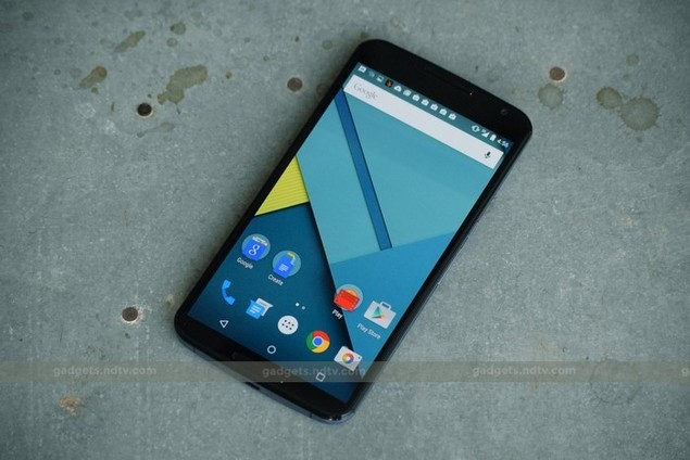 Google Nexus 6 Review: Vanilla Has Never Tasted So Good