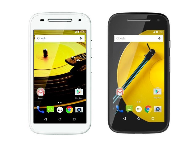 Motorola Launches Moto E 2nd Gen with Bigger Screen, LTE and