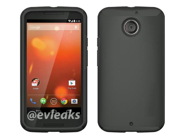 Motorola Moto X+1 With Bumper Allegedly Spotted in Leaked Image