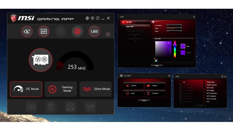 MSI GeForce GTX 1070 Gaming X and Nvidia GeForce GTX 1070 Founders