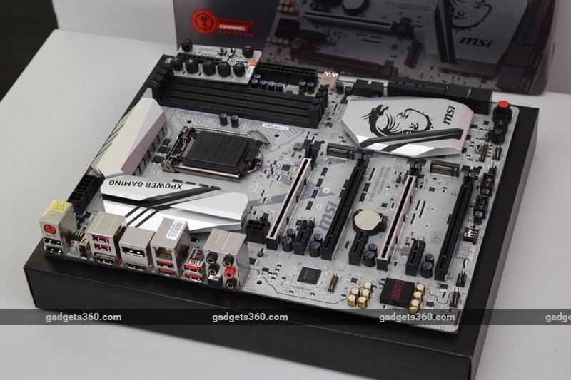 MSI Z170A Xpower Gaming Titanium Edition Review
