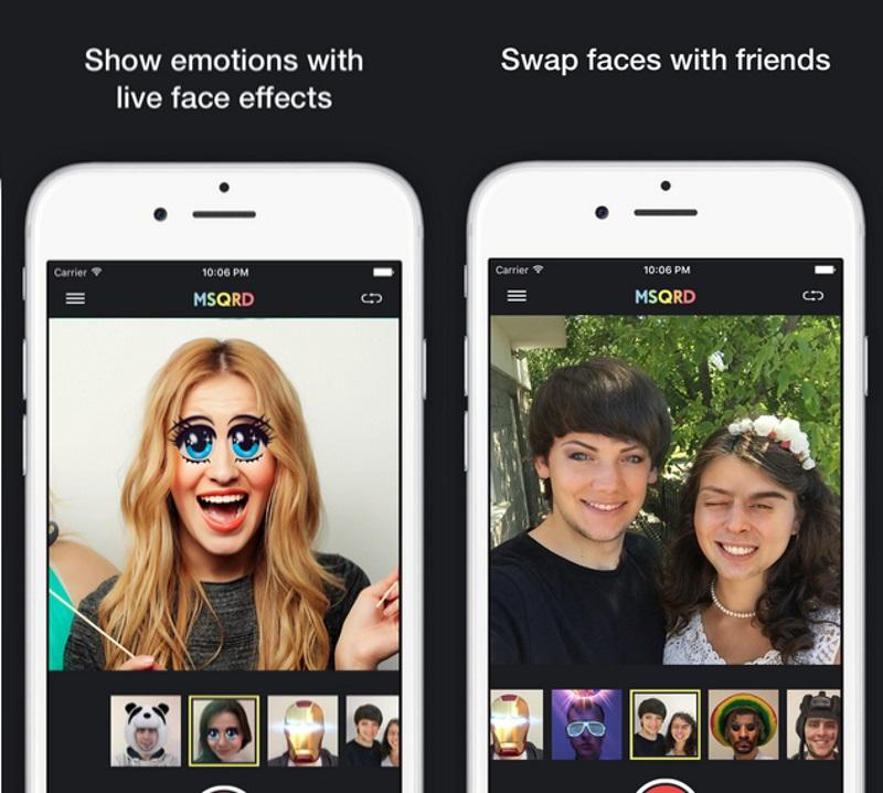 Facebook Snaps Up Face-Swapping App Creator Masquerade