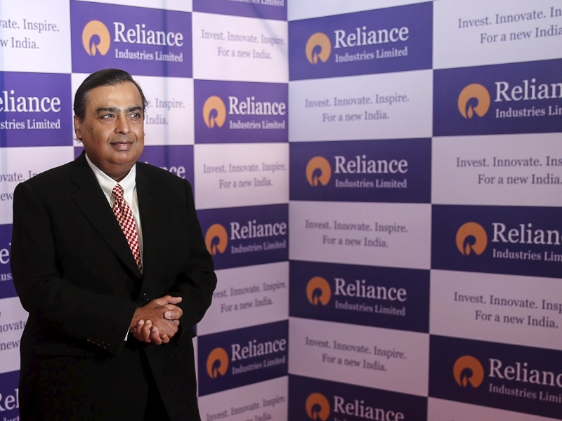 Reliance Jio Launch Will Elevate India in Global Internet Rankings: Ambani